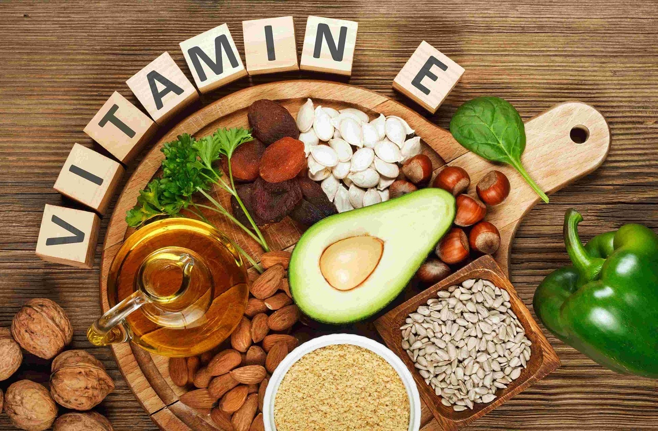 Vitamin E: the Fount Of Youth