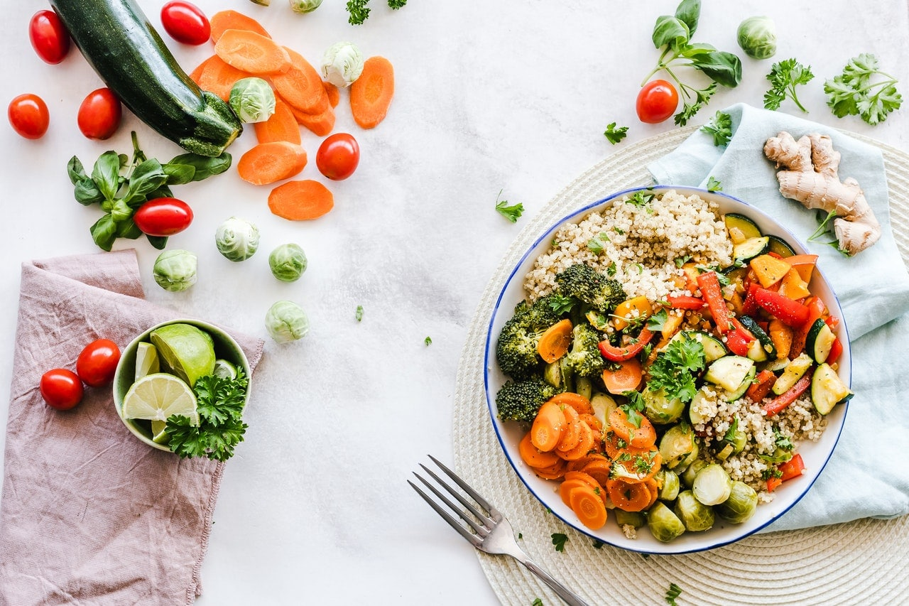Nutrient Balance = Good Health